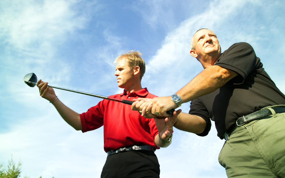 Golf Coaching Options in Hong Kong
