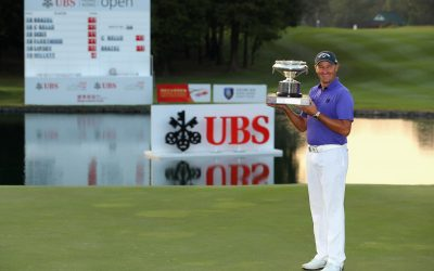 UBS Hong Kong Open Golf Championship